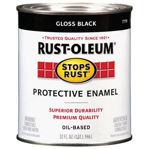 Rust Control Paints & Treatments