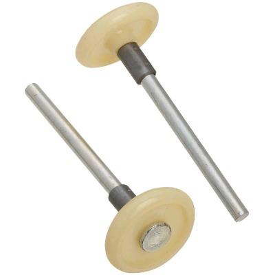 National 1-3/4 In. Standard Garage Door Rollers with Nylon Wheels (2 Count)