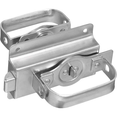 National Zinc Steel Swinging Door Latch