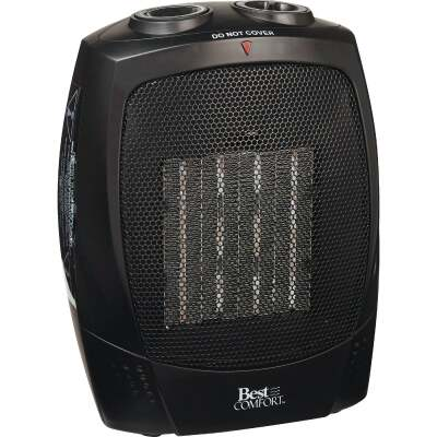 Best Comfort 1500-Watt 120-Volt Ceramic Space Heater