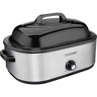 Proctor Silex 18 Qt. Stainless Steel Electric Roaster