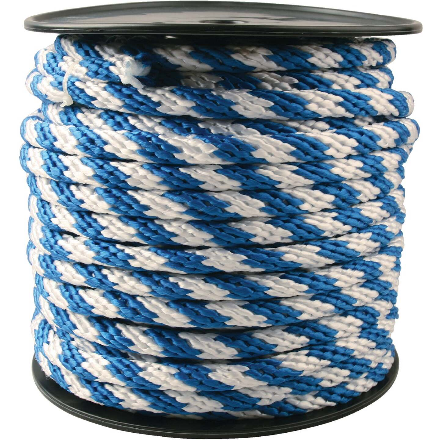 Do it 5/8 In. x 150 Ft. Blue & White Derby Polypropylene Rope Image 1